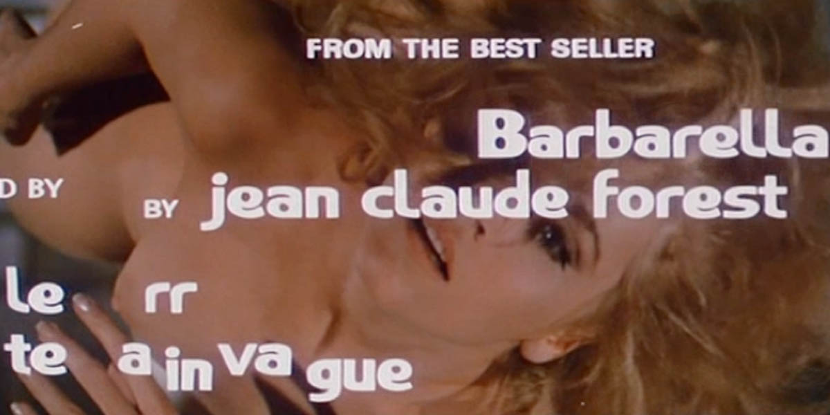 Barbarella Title Sequence